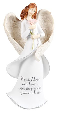 Angel - Faith, Hope, Love