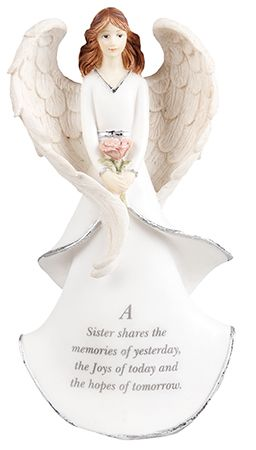 Angel - Sister Figurine
