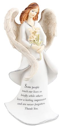 Angel - Thank You Figurine
