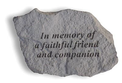 Faithful Friend Pet Memorial
